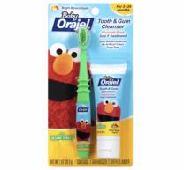elmo toothbrush package