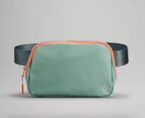 green belt bag