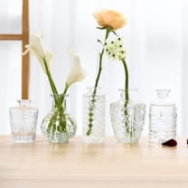 set of 4 small vases